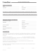 Form Nf-aob No Fault Insurance Form