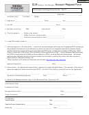 Clm Account Request Form - Middle Tennessee State University