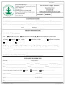 Permanent Sign Permit Application Form - City Of Bowling Green