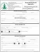 House Moving Permit Application Form - City Of Bowling Green