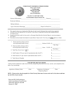 Excise Tax Report Form For Wholesale Liquor Excise Tax - Cobb County Business License Division