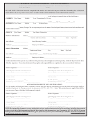 Form 3940 - Paternity Acknowledgment - State Of Georgia