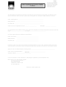 Form Dr-842 - Seller's Application For Transferee Liability Certificate - 2000
