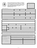 Form Sfn 19145 - Application To Obtain Coverage For Stormwater Discharges - State Of North Dakota, Department Of Health