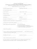 Form Doj-jmd-fs-2 Investigation Report Form