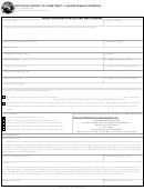 Form 49008 - Notice Of Intent To Construct A Water Main Extension - Indiana Department Of Environmental Management