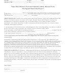 Video Shoot Release Form And Limited Liability Release Form