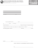 Form 49149 - Notice Of Hearing On Petition - Real Property - Department Of Local Government Finance, State Of Indiana