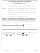 Da Form 3433 - Optional Application For Nonappropriated Fund Employment Template