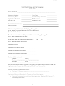 Memo To File Template - Naccas