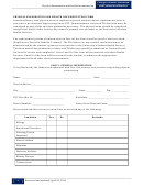 Physical Examination And Health Documentation Form