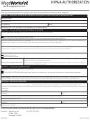 Hipaa Authorization Form - Wageworks - 2015
