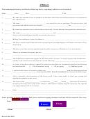 General Affidavit For Mv Form