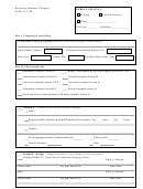 Form Dscb:15-134b - Docketing Statement (changes)