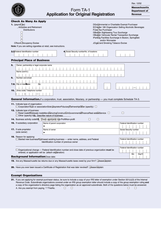 page_1_thumb_big Ta Application Form Examples Zd on