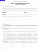Request For Course Waiver/substitution Liberal Arts Program Form - 2012