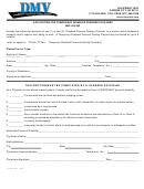 Form Sp-28 - Application For Temporary Disabled Persons Placards Nrs 482.383