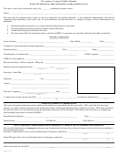 School Medication Administration Authorization Form 2004