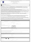 Form Cs-377 - Certification Of Municipal Service/certification Of Elected Municipal Service