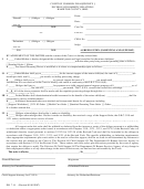 Form Dr 7.14 - Agreed Entry (parenting And Support)