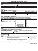 Form 05897-30 - Request For Service - Colonial Life & Accident Insurance Company