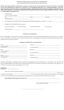 Assumed Name (dba) Certificate Of Ownership For Unincorporated Business Or Profession Form