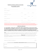 Demolition Application Form - City Of Wylie