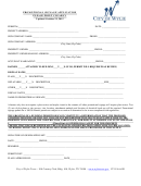 Promotional Signage Permit Application Form - City Of Wylie Texas