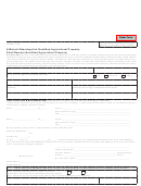 Form 3676 - Affidavit Attesting That Qualified Agricultural Property Shall Remain Qualified Agricultural Property - 2015