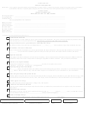 Statement Of Disputed Item Form - Commercial Card