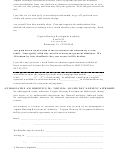 Authorization Form - Virginia Housing Development Authority
