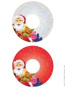 Cd Label Santa