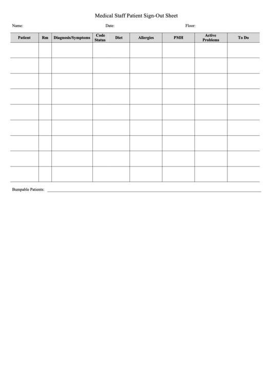 sign in sheets and sign up sheets templates patient sign in sheet