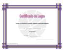 Basketball Award Certificate Templates