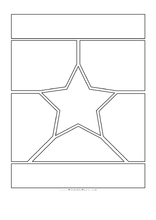 Comic Page Template