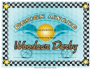 Design Award Certificate Template