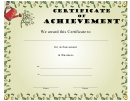 Business Gift Certificate Template