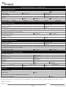 Patient Health History - Intake Form