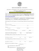 Mecklenburg County Change Of Address Notice