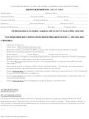 Prior Authorization Request Form (growth Hormone) - Utah Department Of Health