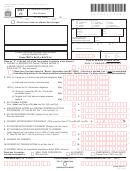 Form Co-411 - Corporate Income Tax Return 2007
