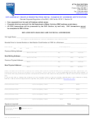 Form Ohv 010 - Off-highway Vehicle Registration Decal Change Of Address Notification Form