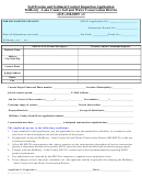 Soil Erosion And Sediment Control Inspection Application Form - Mchenry - Lake County Soil And Water Conservation District