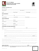 Landscape Recycling Center Charge Application Form - City Of Urbana