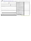 Declaracion Impuesto Sobre Las Ventas Y Uso - Municipio De San Juan
