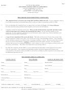 New Motor Vehicle Complaint Form - Oklahoma Motor Vehicle Commission