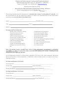 Annual Training Reporting Form
