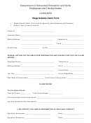 Top 7 Wage Claim Form Templates free to download in PDF, Word and ...