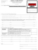 Annual Farm Report Limited Liability Company - South Dakota Secretary Of State