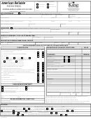 Form A4350a0705 - Arizona Mobile Home Application